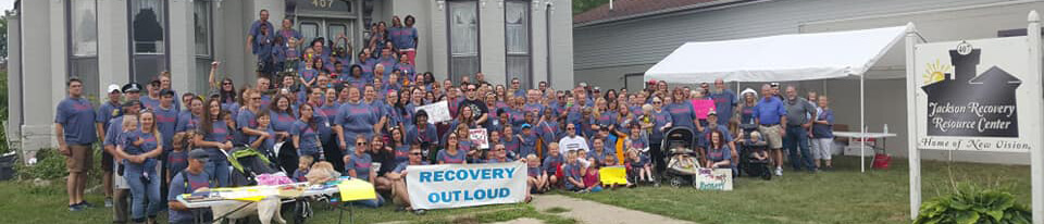 Image of Recovery Walk