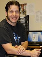 Chris O'Droski Peer Coordinator