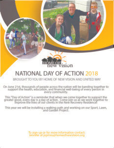 National Day of Action 2018