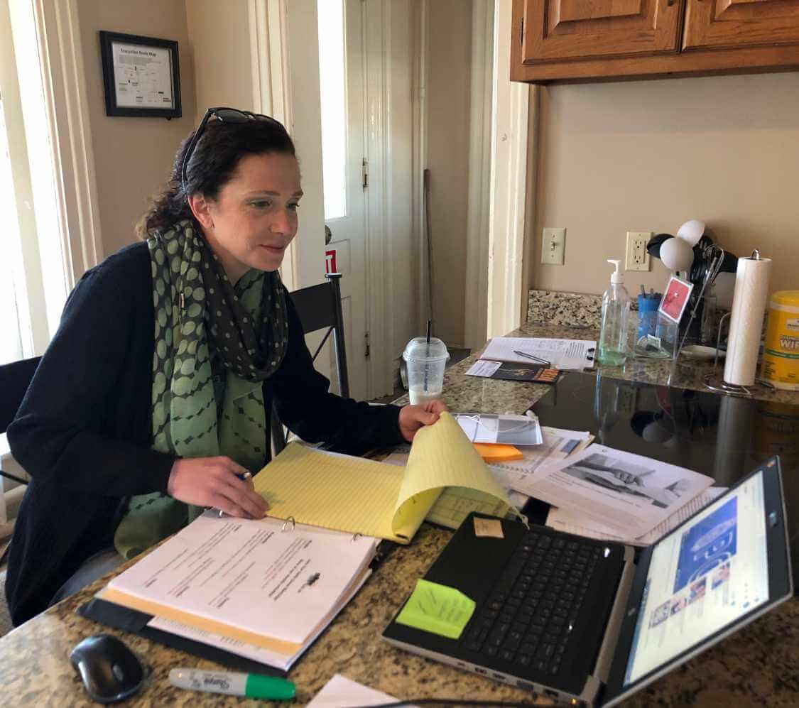 Laura Stephens, Program Manager in Jackson